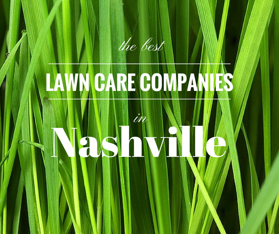 Best Nashville Lawn Care Companies